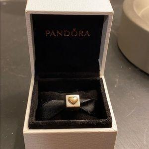 Pandora I love you charm